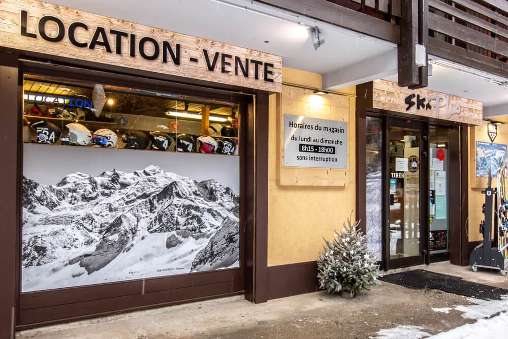 Location Ski Les Carroz